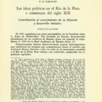 NARANCIO, Edmundo M. - Las ideas políticas en el Río de la Plata a comienzos del siglo XIX.PDF