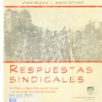 Giorgi, A.; Dominzaín, S. - Respuestas sindicales.PDF