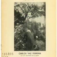 VAZ FERREIRA DE ECHEVARRÍA, Sara - Sobre Vaz Ferreira vida, obra y actuación fascículo II.PDF
