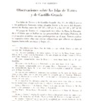 VAZ FERREIRA, R. Observaciones sobre las islas de torres y de castillo grande.PDF