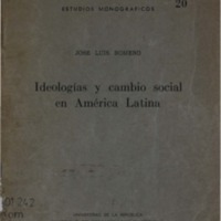 ROMERO, Jose Luis - Ideologias y cambio social en.pdf