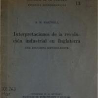 HARTWELL, R M - Interpretaciones de la revolucion.pdf
