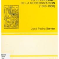 BARRAN, José Pedro - Iglesia católica y burguesía en el Uruguay de la modernización (1860-1900).PDF