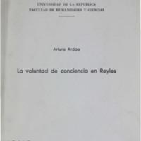 La Voluntad de Conciencia en Reyles.pdf