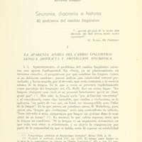 COSERIU, Eugenio - Sincronía, diacronía e historia. El problema del cambio lingüistico.PDF