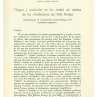 CHEBATAROFF, Jorge - Origen y evolución de los mares de piedra de los alrededores de Mal Abrigo.PDF