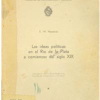 NARANCIO, E. M. - Las ideas políticas en el Río de la Plata a comienzos del siglo XIX.PDF