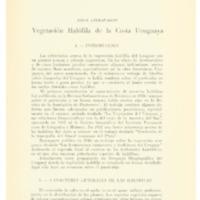 CHEBATAROFF, J. - Vegetación halófila de la costa uruguaya p. 81-98.PDF