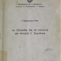 La Filosofia de la Historia de Arnold J Toynbee.pdf