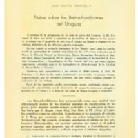 SORIANO SEÑORANS, Juan - Notas sobre los Batrachoidiformes del Uruguay.PDF