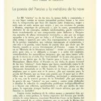 FABBRI DE CRESSATTI, Luce - La poesía del Paraíso y la metáfora de la nave.PDF