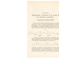 Interpretación electrónica de la acción de los fermentos proteolíticos.PDF