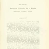 BERGAMIN, José - Fronteras Infernales de la Poesía  Shakespeare, Cervantes y Quevedo.PDF