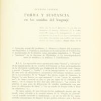 COSERIU, Eugenio - Forma y sustancia en los sonidos del lenguaje.PDF
