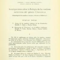 TALICE, Rodolfo V.; OTTINO, Martha ; LAFFITTE de MOSERA, Susana - Investigaciones sobre la Biología de los roedores.PDF