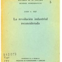 NEF, John U. - La revolución industrial reconsiderada.PDF