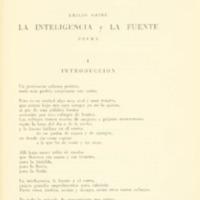 ORIBE, Emilio - La inteligencia y la fuente  poema.PDF