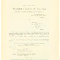 BERGAMIN, J. - Moralidad y misterio de Don Juan p. 99-128.PDF