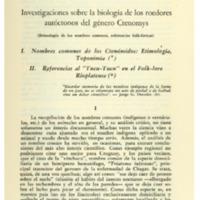 TALICE, Rodolfo V. ; OTTINO, Martha - Investigaciones sobre la biología de los roedores... .PDF