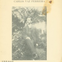 Bibliografía de Carlos Vaz Ferreira.PDF