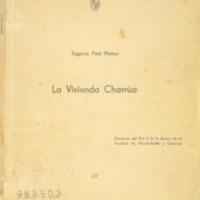 PETIT MUÑOZ, Eugenio - La vivienda charrúa.PDF