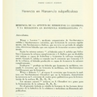 GARCIA ZORRON, Noemi - Herencia en Hansenula subpelliculosa.PDF