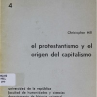 HILL, Christopher - El protestantismo y el origen.pdf