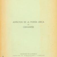 MEDINA VIDAL, Jorge - Aspectos de la poesía lírica de Cervantes.PDF