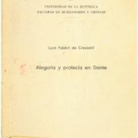 FABBRI de CRESSATTI, Luce - Alegoría y profecía en Dante.PDF