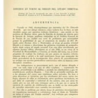 PARIS,  Blanca M. - Estudios en torno al origen del estado oriental.pdf