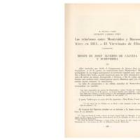 Las relaciones entre Montevideo y Buenos Aires en 1811 . -El Virreinaro de Elío.PDF