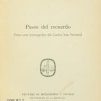 DE CACERES, Esther - Pasos del recuerdo.PDF