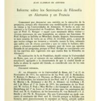 LLAMBIAS DE AZEVEDO, Juan - Informe sobre los seminarios de filosofía en Alemania y en Francia.PDF